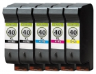 Alternativ HP Set 5x Patrone 40 Mehrfarbig