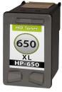 Refill HP Patrone 650 XL CZ101AE Schwarz