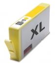 Alternativ Druckerpatrone HP 655 XL Gelb mit Chip