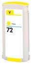 Alternativ HP Druckerpatronen 72 C9373A Gelb