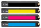 Alternativ HP Patronen Set 913 XL Mehrfarbig mit Chip