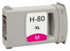 Alternativ HP Patronen 80 C4847A Magenta