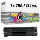 Alternativ HP Toner 79A / CF279A Schwarz