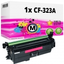 Alternativ HP Toner 653A CF323A Magenta