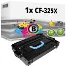 Alternativ HP Toner 25X CF325X Schwarz