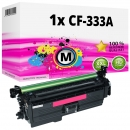 Alternativ HP Toner 654A CF333A Magenta