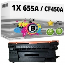 Alternativ HP Toner 655A / CF450A Schwarz