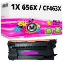 Alternativ HP Toner 656X / CF463X Magenta