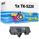 Alternativ Kyocera Toner TK-5220C Cyan