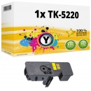 Alternativ Kyocera Toner TK-5220Y Gelb