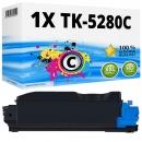Alternativ Kyocera Toner TK-5280C 1T02TWCNL0 Cyan