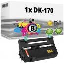 Alternativ Kyocera Trommel DK-170 / 302LZ93060 Schwarz