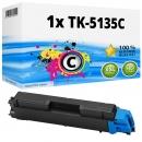 Alternativ Kyocera Toner TK-5135C 1T02PACNL0 Cyan
