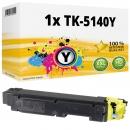 Alternativ Kyocera Toner TK-5140Y 1T02NRANL0 Gelb