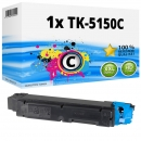 Alternativ Kyocera Toner TK-5150C 1T02NSCNL0 Cyan
