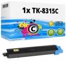 Alternativ Kyocera Toner TK-8315C 1T02MVCNL0 Cyan