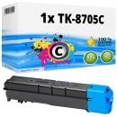 Alternativ Kyocera Toner TK-8705C 1T02K9CNL0 Cyan