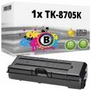 Alternativ Kyocera Toner TK-8705K 1T02K90NL0 Schwarz