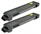 Alternativ Kyocera Set 2x Toner TK-895K 1T02K00NL0 Schwarz