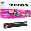 Alternativ Lexmark Toner X945X2MG Magenta