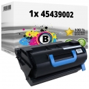 Alternativ OKI Toner 45439002 XL Schwarz