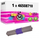 Alternativ OKI Toner C332 / MC 363 46508710 Magenta