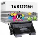 Alternativ OKI Toner 01279301 Schwarz