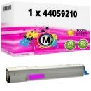 Alternativ Oki Toner 44059210 Magenta