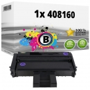 Alternativ Ricoh Toner 408160 Schwarz
