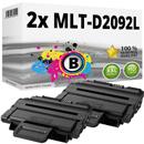 Alternativ Toner Samsung MLT-D2092L Schwarz Doppelpack