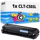 Alternativ Samsung Toner CLT-C503L Cyan