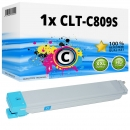Alternativ Samsung Toner CLT-C809S Cyan