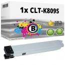 Alternativ Samsung Toner CLT-K809S Schwarz