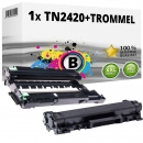 Alternativ Brother Toner TN-2420 + DR-2400 Trommel
