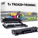 Alternativ Brother Toner TN-2420 + DR-2400 Trommel