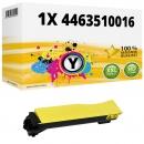 Alternativ Utax Toner 4463510016 Gelb