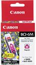 BCI-6M-original Canon Tintenpatronen Magenta
