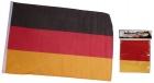 Fahne Deutschland - 90 x 150 cm