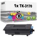 Alternativ Kyocera Toner TK-3170 / 1T02T80NL0  Schwarz