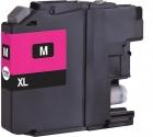 Alternativ Brother Druckerpatronen LC-123 Magenta (mit Chip)