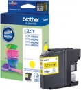 Original Patronen Brother LC-221Y Gelb / Yellow