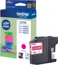Original Patronen Brother LC-221M Magenta