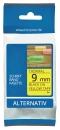 Alternativ Brother Schriftbandkassette M-K621 9mm