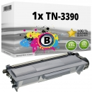 Alternativ Brother Toner TN-3390 Schwarz