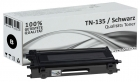 Alternativ Brother Toner TN135 TN-135-BK Schwarz