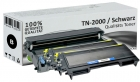Set 2x Alternativ Brother Toner TN2000 + DR-2000 Trommel