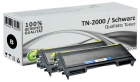 Spar Set 2x Alternativ Brother TN-2000 Toner