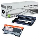 Alternativ Brother Toner TN-2010 + Trommel DR-2200