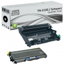 Set Alternativ Brother Toner TN2120 + DR2100 Trommel
