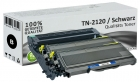 Set Alternativ Brother 2x Toner TN2120 + DR2100 Trommel
